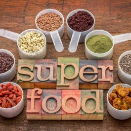 The new trend of superfoods and their beneficial action on our health